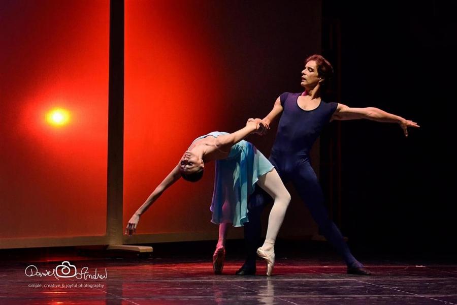 Fotografie balet