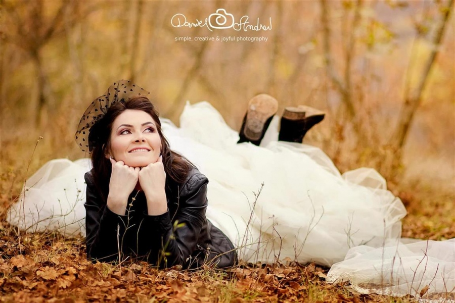 Fotografie nunta Catrinel si Dimitrian Constanta sesiune foto Cheile Dobrogei